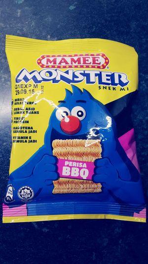 Childhood memories, Mamee Monster. MameeMonster Mamee Childhoodmemories Ejken7