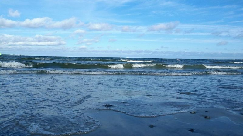 View Tallinn Seaside Seascape Sea Ocean Into The Ocean Baltic Sea Mental Wonderlust
