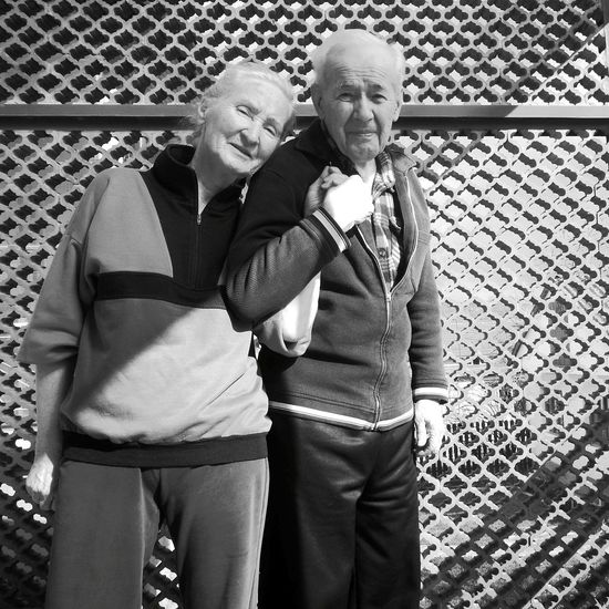 A picture of my grandparents. They are an epithome of love for me. Two Two People Grandma Grandpa Senior Adult Portrait Love Adults Only Couple - Relationship Senior Men Looking At Camera Togetherness Adult Outdoors People Smiling Day Blackandwhite Leisure Activity HuaweiP9 Human Body Part Adults Only Adult Long Goodbye Resist EyeEm Diversity