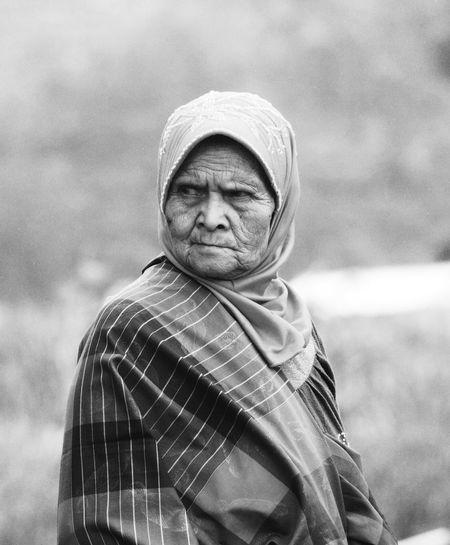 Human Nature Grandmother's Love