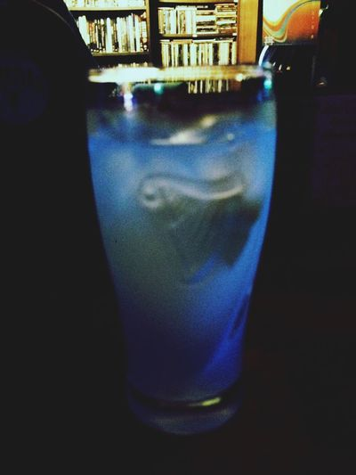 Bombaysapphire Bar Blue