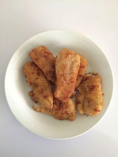 Dinner! Pan-Fried Cod. Where's the potato salad!? #Dorsch