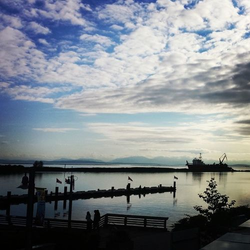 Forgot how pretty Steveston is:) Richmond Ocean Beautifulbc