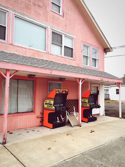 Daytona Beach Daytona Videogames Videogame  Arcade Games Games Building Old Buildings