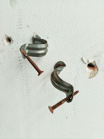 Two Is Better Than One Pin Work Art Wall Nailnnoor Colorful Photography Creative Photo Place Life Love Still Life EyeEm Nails Metal Clamps The Magic Missionwith Lenovo A6000 Minimalist Architecture Art Is Everywhere BYOPaper!