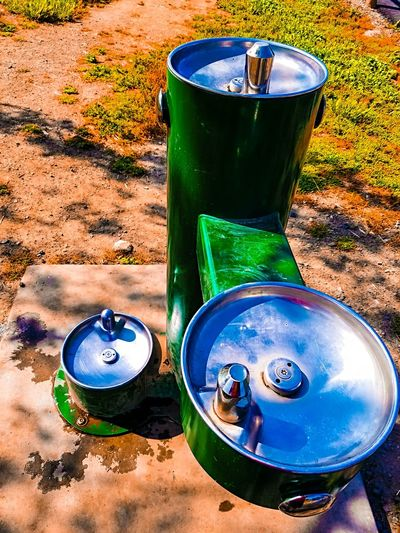 Drinking Fountain Green And Silver Drinking Fountain Dog Drinking Fountain Adult Drinking Fountain Kids Drinking Fountain