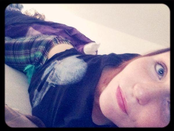 Sleeping ich will liegen bleiben??? That's Me