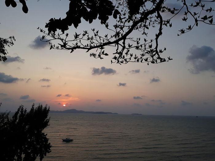 ดูพระอาทิตย์ First Eyeem Photo