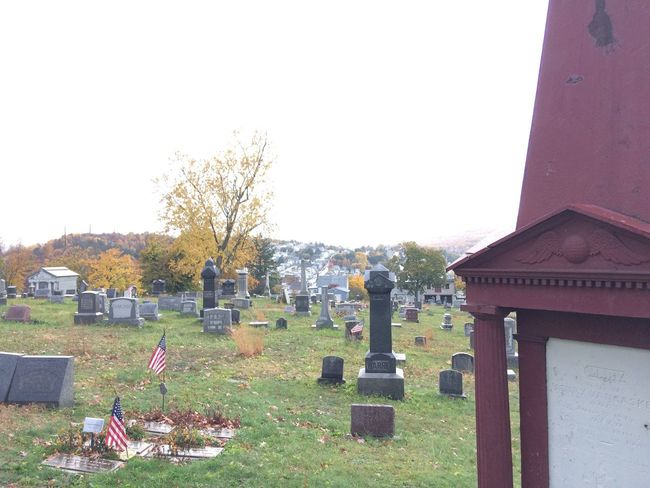 No Edit/no Filter Cemetery Bloody Marys shamokin pa