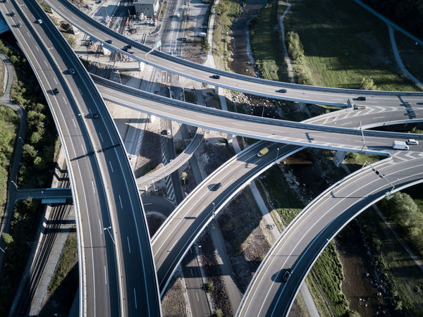 Aerial View Architecture Built Structure Car City Connection Curve Elevated Road EyeEmNewHere Futuristic High Angle View Highway Land Vehicle Modern Motion Multiple Lane Highway Outdoors Overpass Road Road Intersection Speed Street Traffic Transportation Viaduct