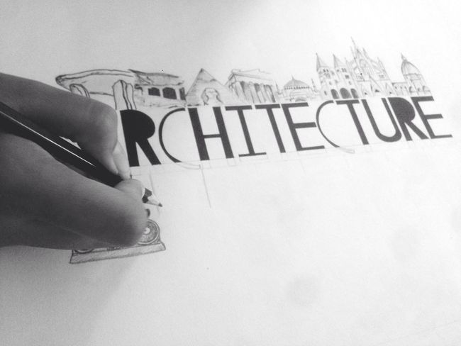 Architecture Graphics Drawing Photography