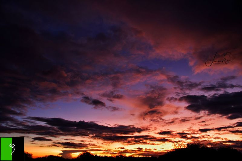 Sky Cloud - Sky Sunset Beauty In Nature Scenics - Nature Dramatic Sky Tranquil Scene Nature Orange Color Tranquility Night First Eyeem Photo EyeEmNewHere