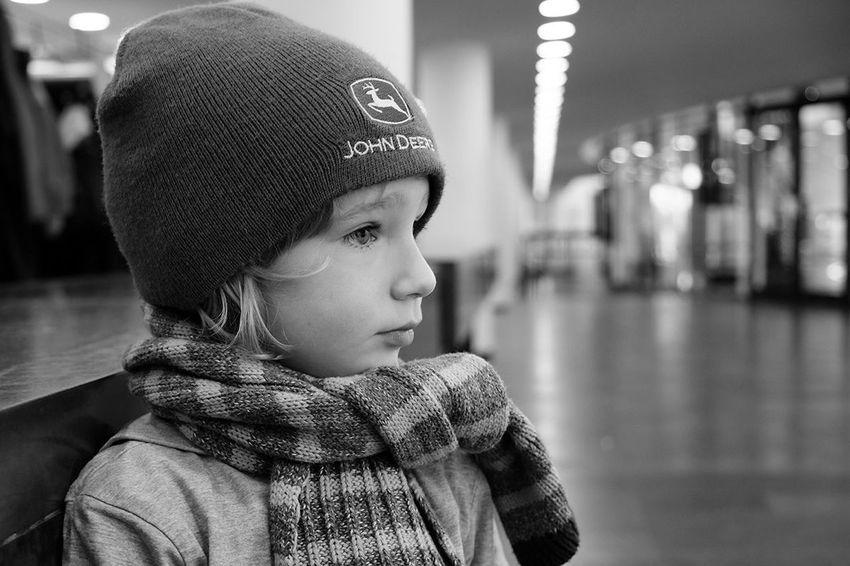 Blackandwhite Portrait Children Fujifilm X-E2