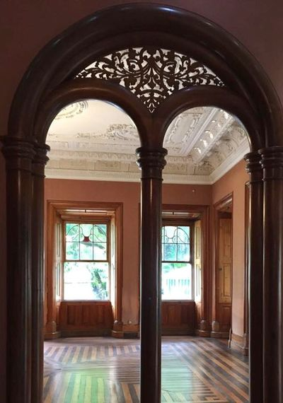 Details Arch Architecture Indoors  Built Structure No People Building Day Window Door Architectural Column History The Past Old Wood - Material Entrance