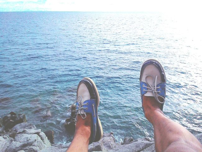 At the top. Bestshots Top Topsiders Passion Rocks Dayout Sea Allaroundshoes Relaxing