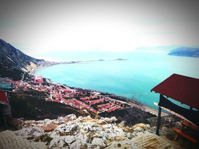 An incredible view of Turkey Eğirdir...