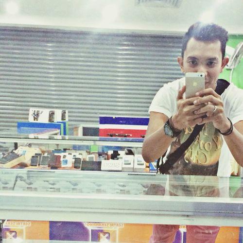 mirror Mirror Reflection Menfashion That's Me