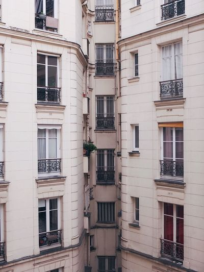 Paris. Paris Architecture Building Exterior Built Structure Building Window Residential District No People