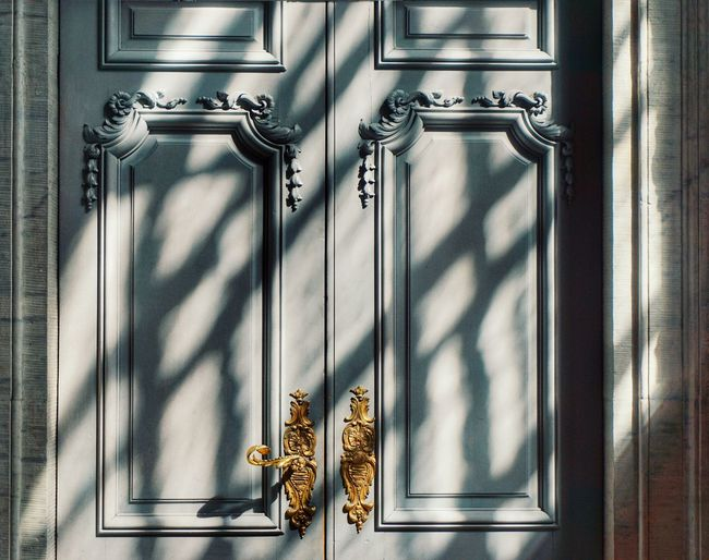 2019 Niklas Storm April Full Frame Door Close-up Architecture Closed Door Closed Locked Entry Entryway My Best Photo