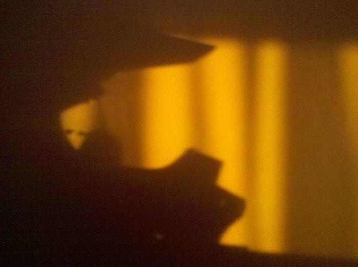 Cross Helmet Helmet Indoors  Light And Shadow Moto No People Shadow Silhouette