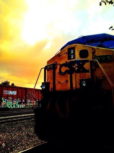 Trains , Art