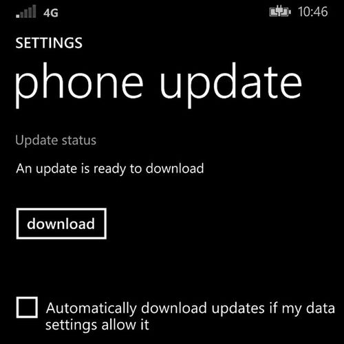 Lumia 930 Previewfordevs Windowsphone 8.1 GDR1