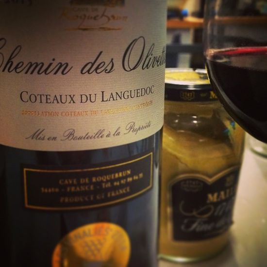 It's Time for a Coteaux. Du Languedoc Wino Winolife Instawine Redwine Locavore