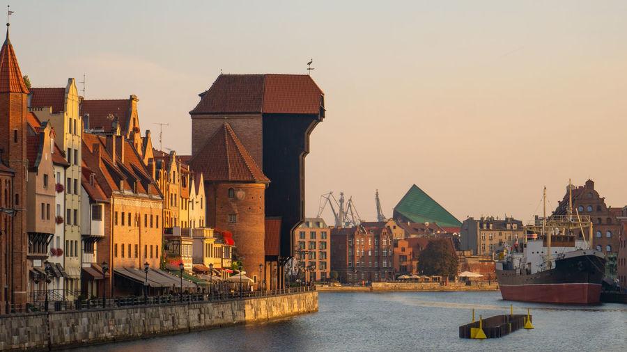 City Gdansk