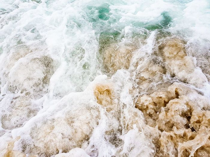 Eyeem Philippines Beach Sand Nature Full Frame High Angle View Outdoors No People Day Backgrounds Beauty In Nature Water Sea Close-up Wave Motion
