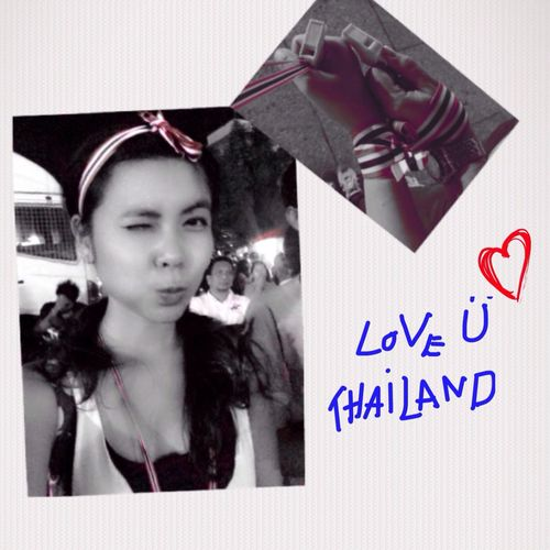 Love you Thailand!!!!! Enjoying Life That's Me Hello World