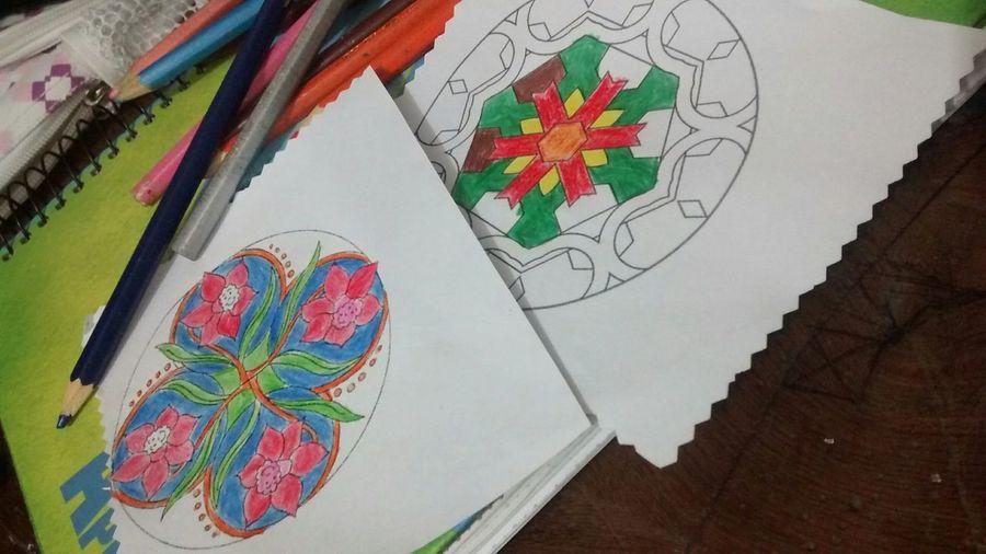 Work Tedio Colors trabalho do colegio u.u