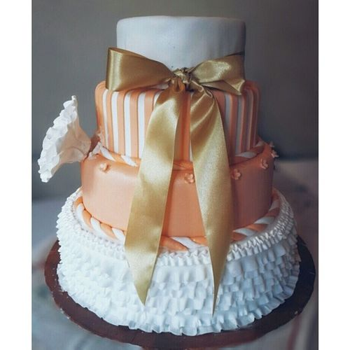 Wedding cake. HassanWedsRim