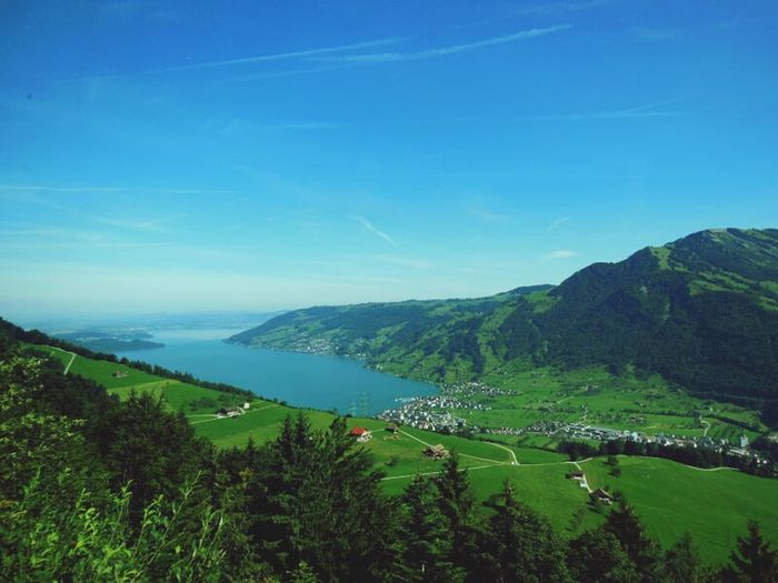 Mt.Rigi Color Photography Getting Inspired Travel Beautiful