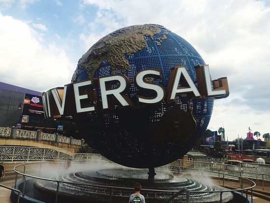 Universal Studios Orlando Universal Studios  Hi! Enjoying Life