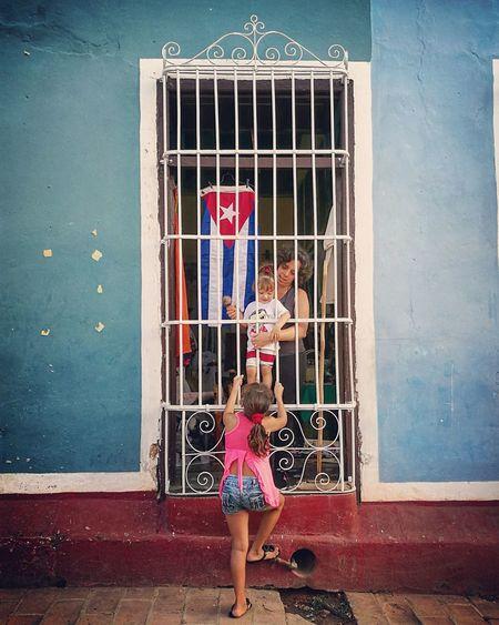 People Outdoors Day Trinidad Trinidad, Cuba Trinidad De Cuba Cuba FlagCuban People Isla Women Around The World The Street Photographer - 2017 EyeEm Awards
