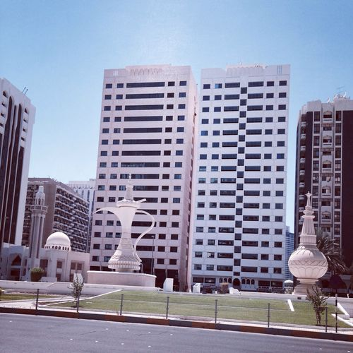 Etihad Square #InAbuDhabi