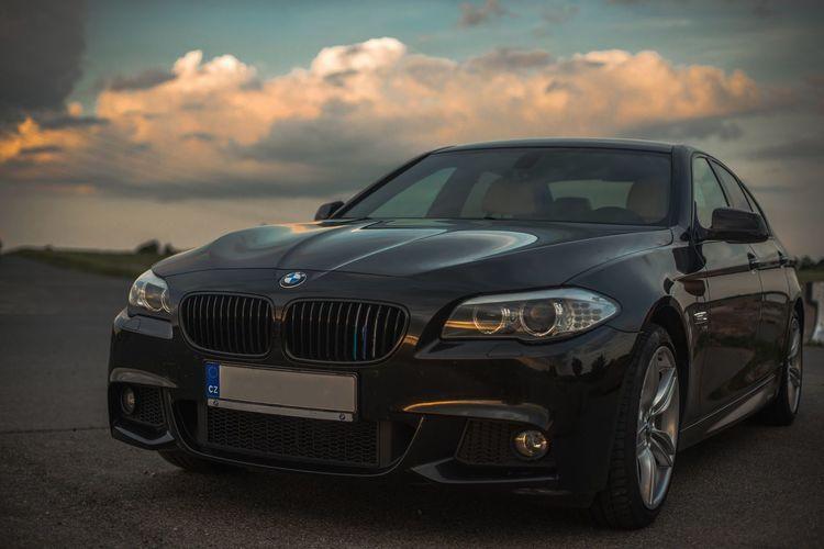 BMW xDrive 525