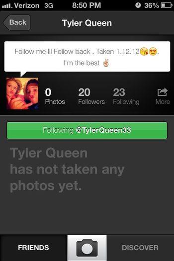 Follow My Boo @tylerqueen33