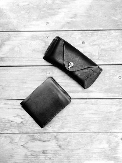 Glasses case&Short wallet Craftsmanship  Made In Japan Mensfashion Unus Artisan