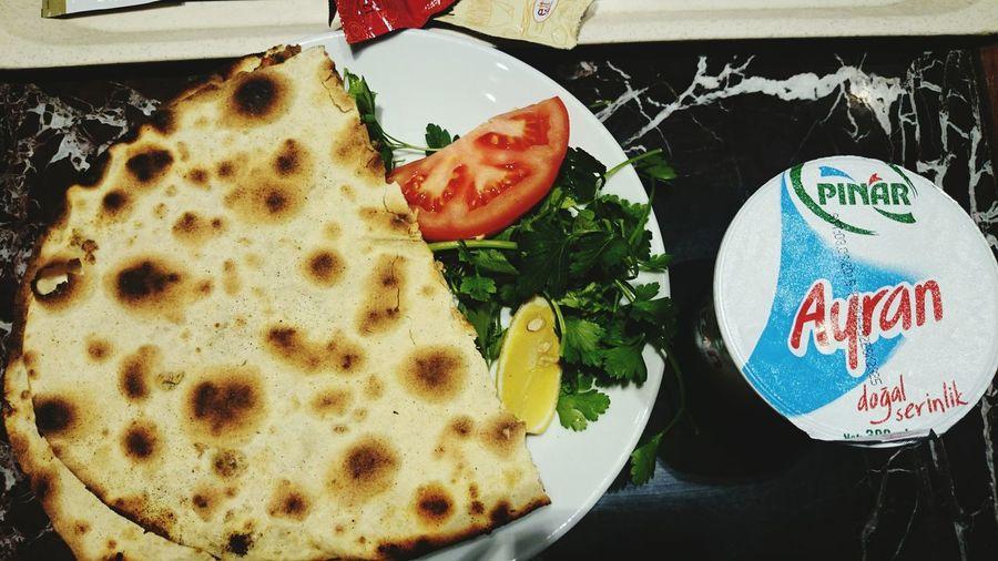Aşkımla yemek :)