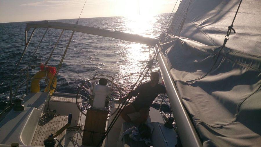 Sailings in