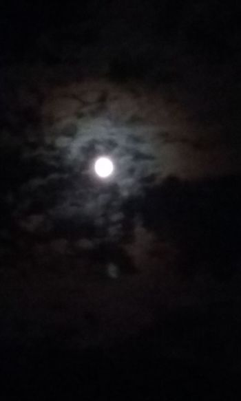 Lovetoseeafullmoon Moon Night Astronomy Dark Sky Space Moonlight Fullmoon And Clouds outdoors Scenics Cloud - Sky No People Nature Space Exploration EyeEm Nature Lover