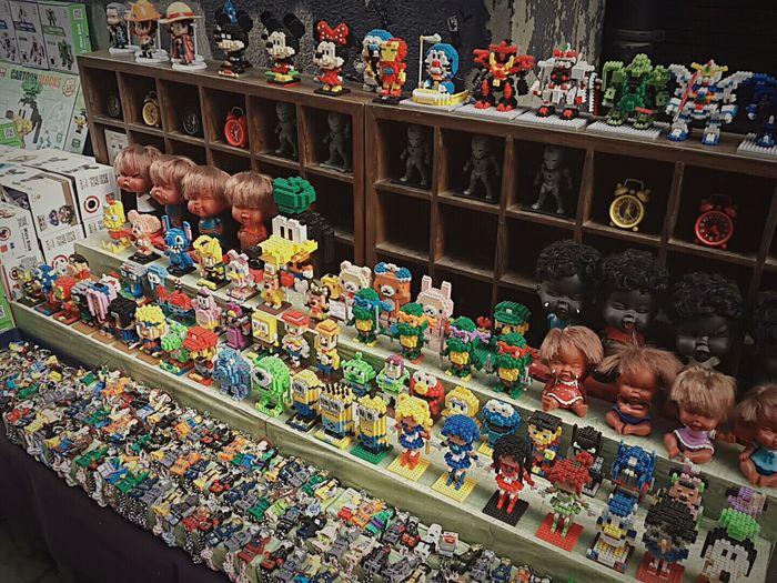 Korea Insadong Blocks Nanoblocks Figures Figures Store