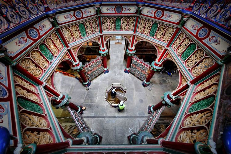 Crossness Pumping Station Spirituality Architecture Religion Belief Place Of Worship Indoors  Built Structure
