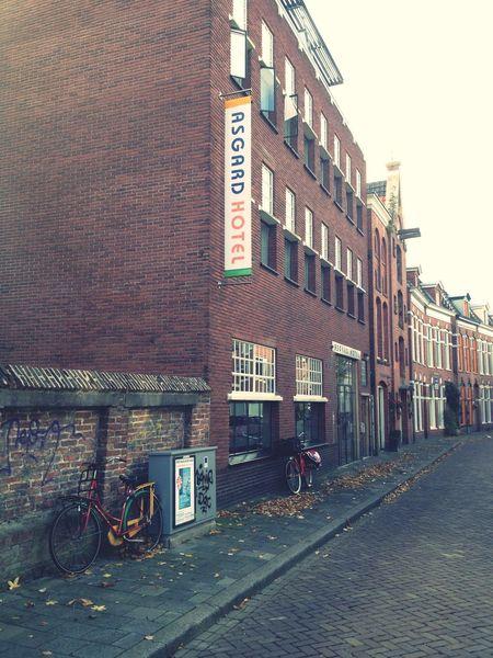 Taking Photos Streetphotography Asgard Groningen