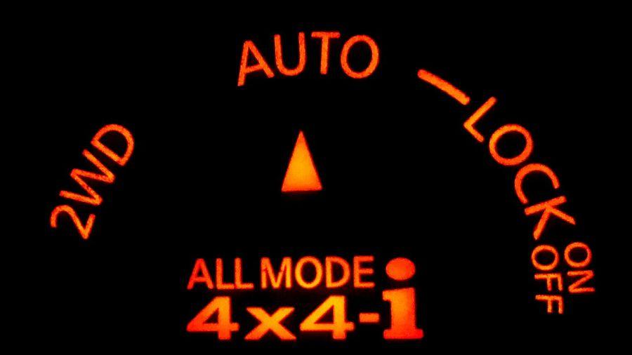 Nissan X-trail Nissan Xtrail 4x4 2wd Auto Lock On Off All Mode All Mode 4x4-i The Drive