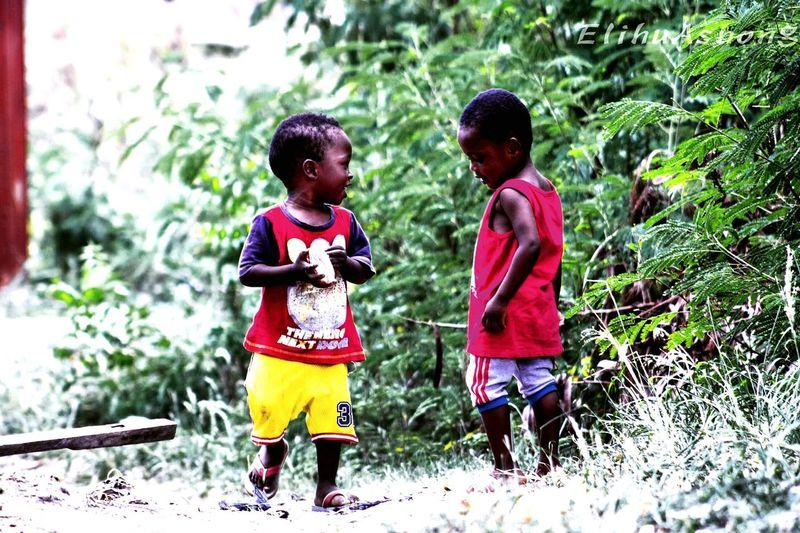 Hello World Taking Photos Children Africa Ghana First Eyeem Photo