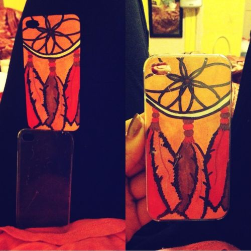 DIY At Home. ; Did My Own DIY For Iphone 4/4S