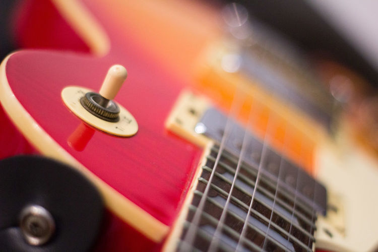 Arts Culture And Entertainment Close-up Day Electric Guitar Fretboard Guitar Indoors  Music Musical Equipment Musical Instrument Musical Instrument String No People Recording Studio Woodwind Instrument