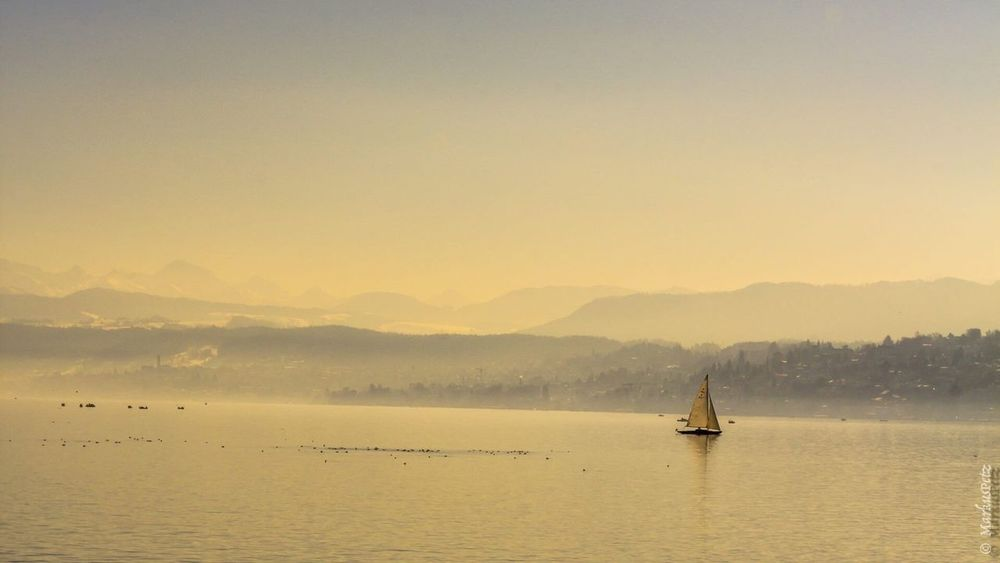 zürichsee Zürich Zurich, Switzerland Lake Lake View Nautical Vessel Water Beauty In Nature Transportation Nature Waterfront Mode Of Transport Scenics Sea Tranquility Sunset Outdoors Tranquil Scene Sky Mountain No People Sailing Day